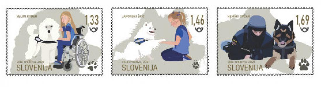 FOTO: Pošta Slovenije