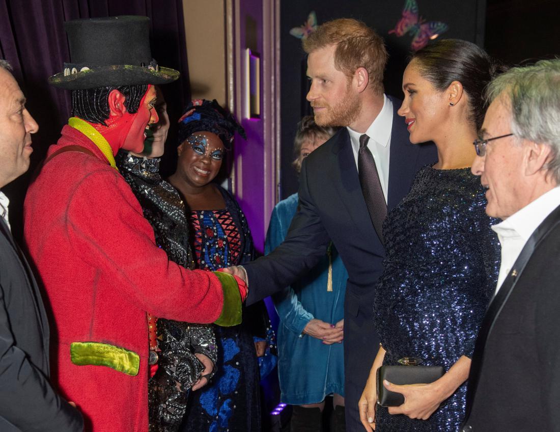 Mladi kraljevi par aprila pričakuje svojega prvega otroka. FOTO: Paul Grover/Reuters