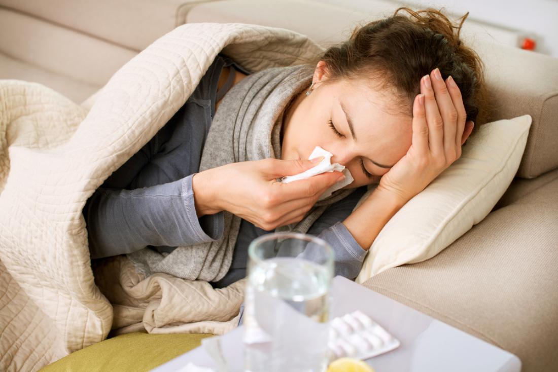 Če ste prehlajeni, še ne pomeni, da morajo zboleti vsi okoli vas.