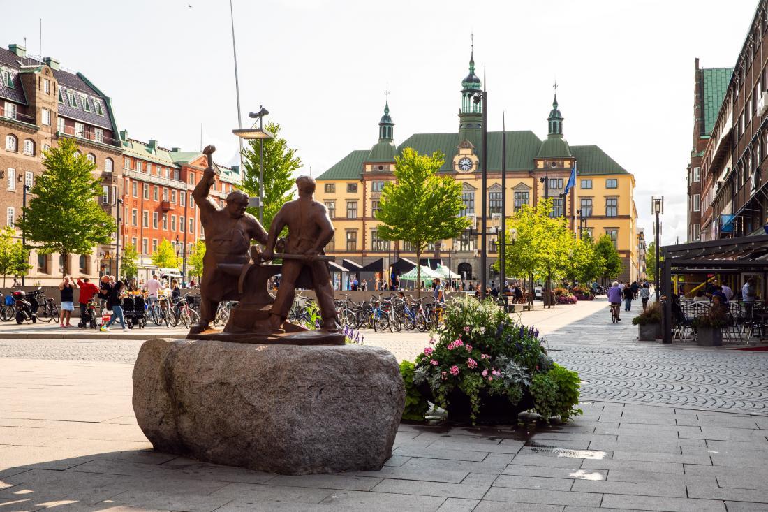 Mesto se lahko pohvali z bogato zgodovino v železarstvu. FOTO: Shutterstock
