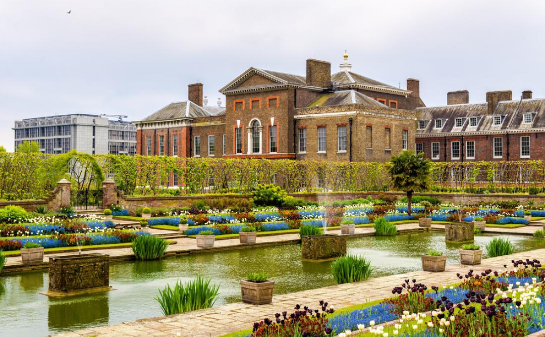 Kensingtonska palača. FOTO: Shutterstock