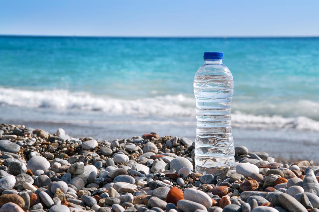 Za plastenke je čas razgradnje ocenjen na 450 let. FOTO: Shutterstock