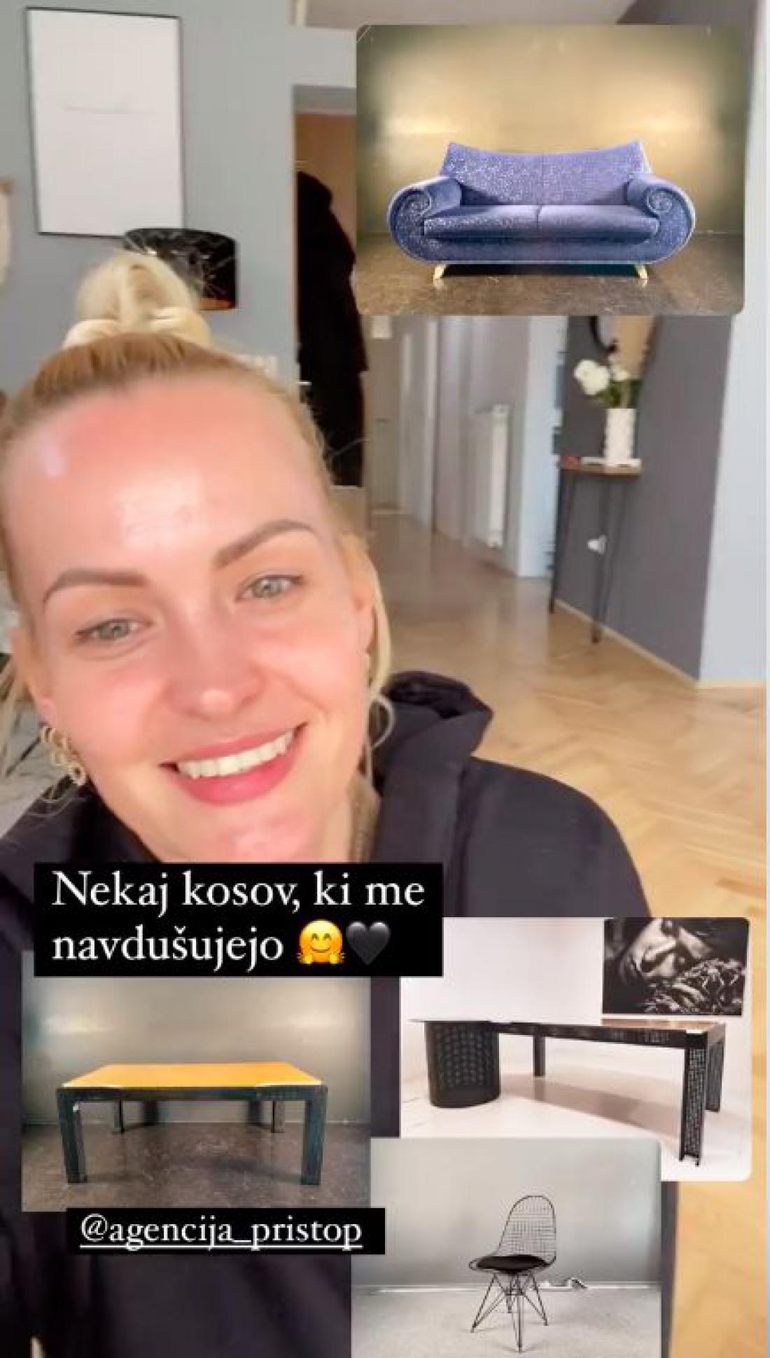 Tjaša Kokalj Jerala je brskala po #ExctraTrgovini. Foto: Pristop