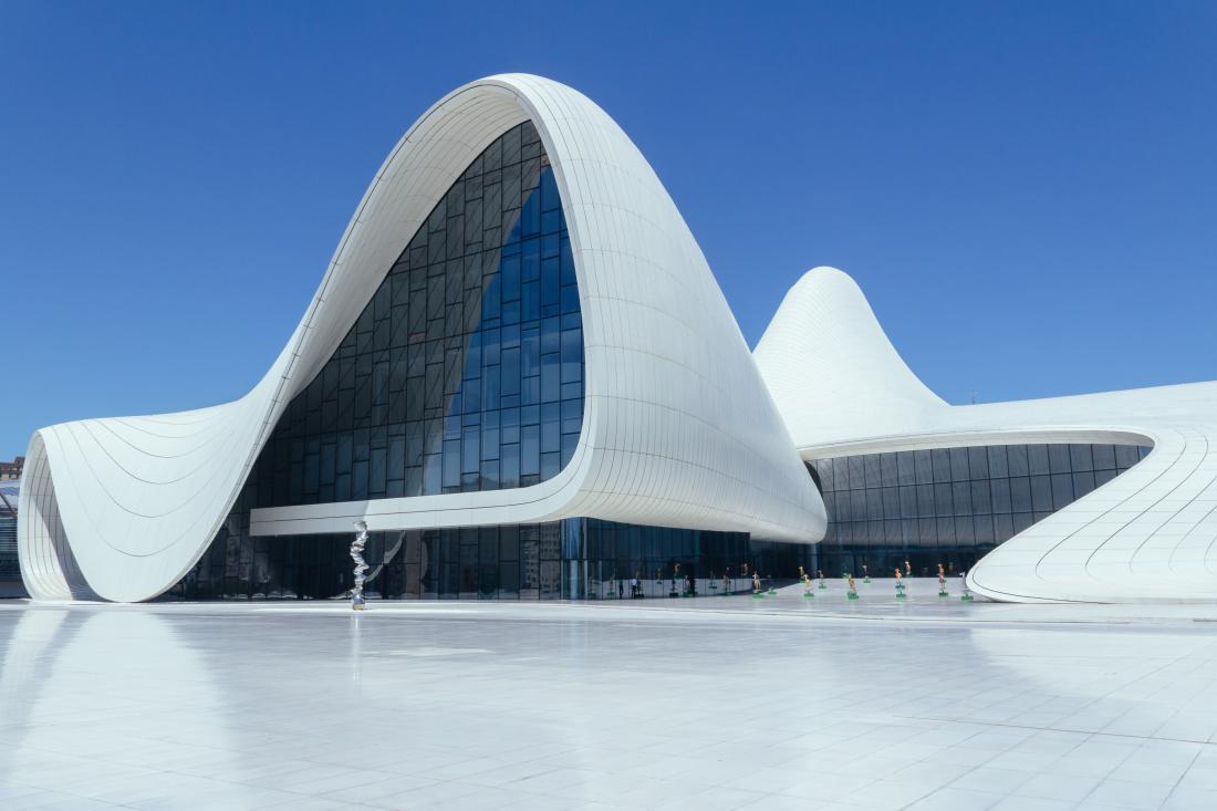 Center Heydar Aliyev Foto: Shutterstock