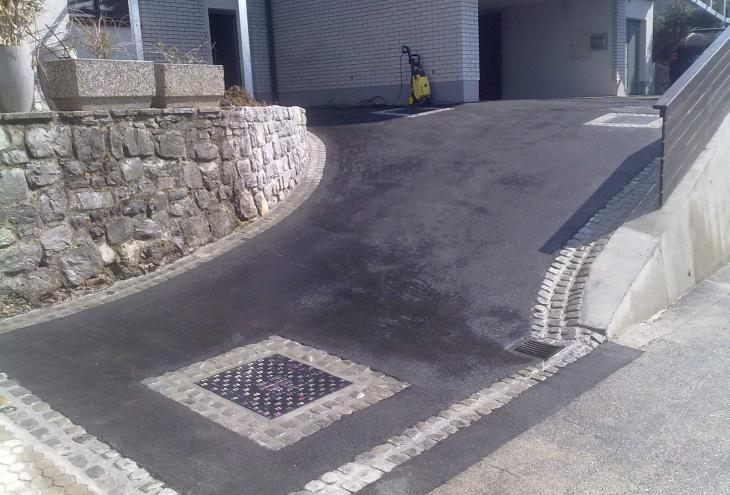 Drobljen asfalt cena